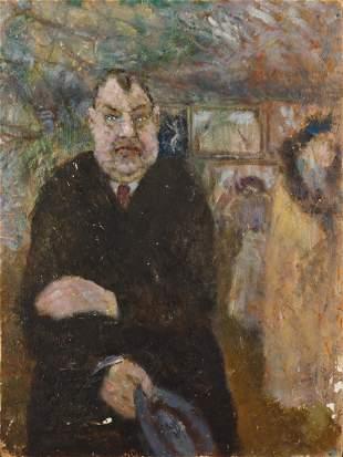 Henry Mortikar Rosenberg (American, 1858-1947)