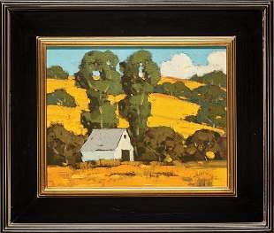 Donny Hahn (American/California, 20th c.)