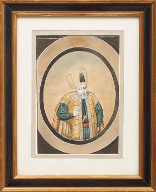 Attributed to Fenerci Mehmed (Turkish)