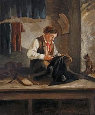 Manner of Ferdinand Victor Léon Roybet