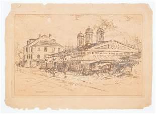 Ellsworth Woodward (American/Louisiana, 1861)