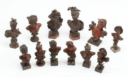 European Busts