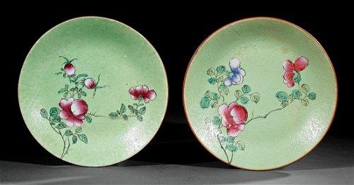 Famille Rose Vases & Vessels