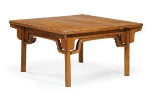 Chinese Wood Table