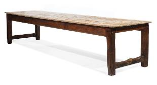 Continental Pine Harvest Table