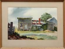 Ramon Mitchell Froman (American/Texas, 1908-1980)