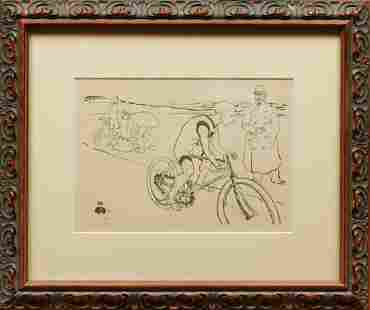 After Henri de Toulouse-Lautrec