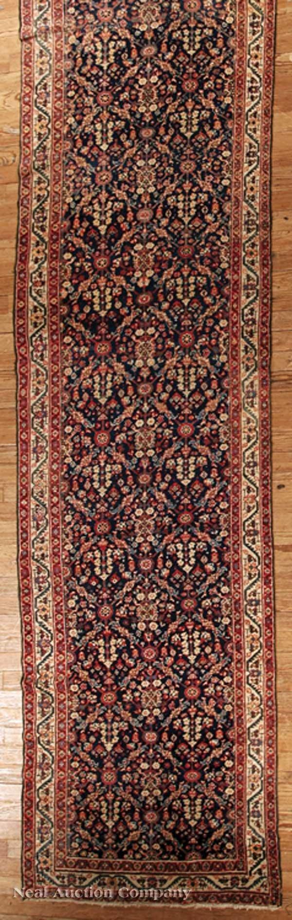 0629: Antique Persian Runner