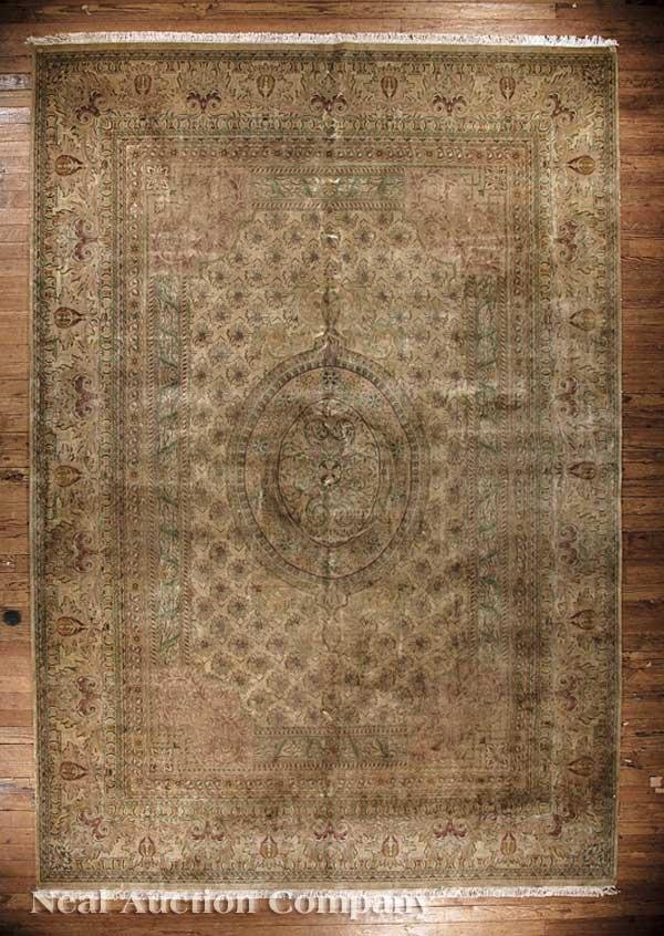 0630: Sultanabad Carpet
