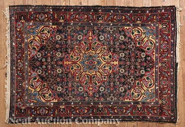 0633: Antique Persian Rug