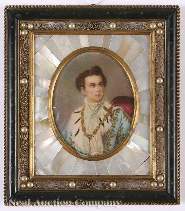 0019: Joseph Karl Stieler (German, 1781-1858)