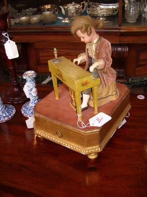 0011: A French Mozart Automaton, mid-20th c