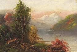 0675: Style of Albert Bierstadt, N.A. (1803-