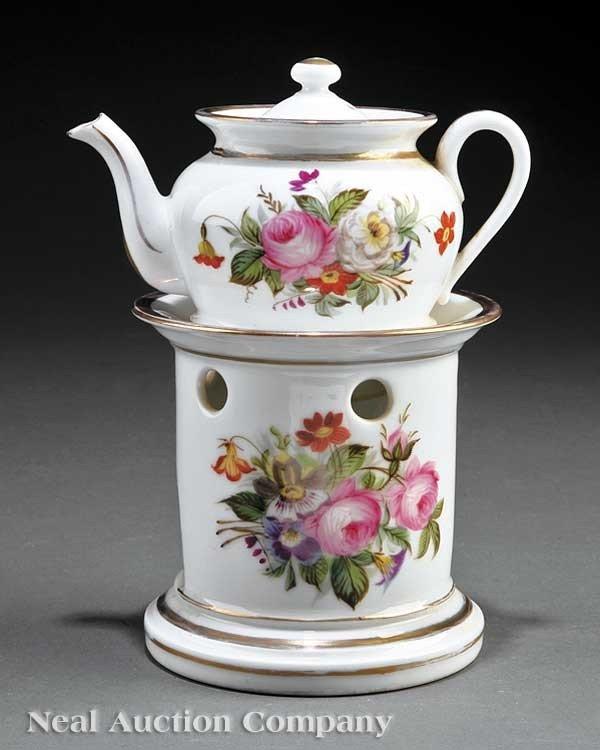 0004: Paris Porcelain Veilleuse