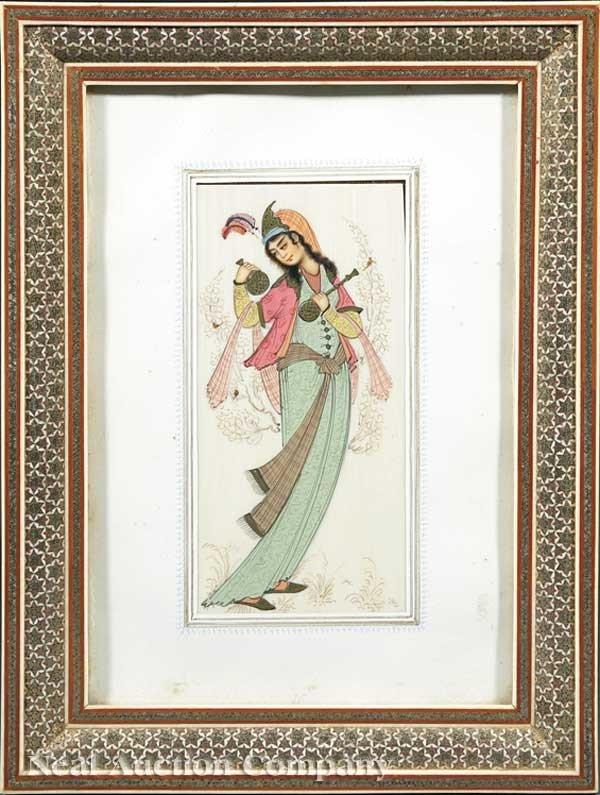 0019: H. Ali Sajjadi (Iranian, 20th c.)