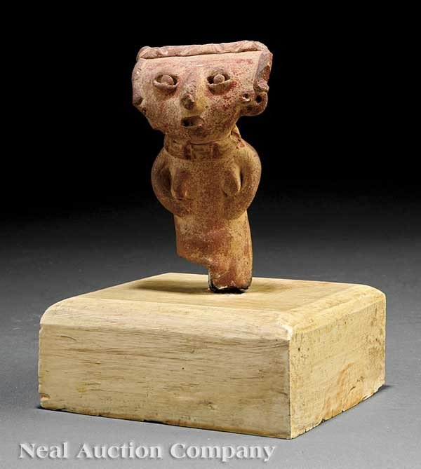 0701: Pre-Columbian Pottery Figure