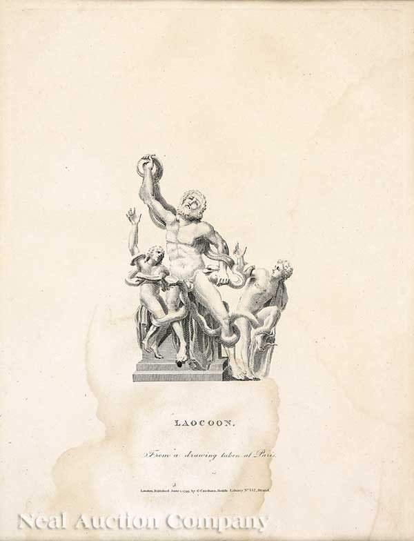 0007: English Engravings from Bell's New Pantheon