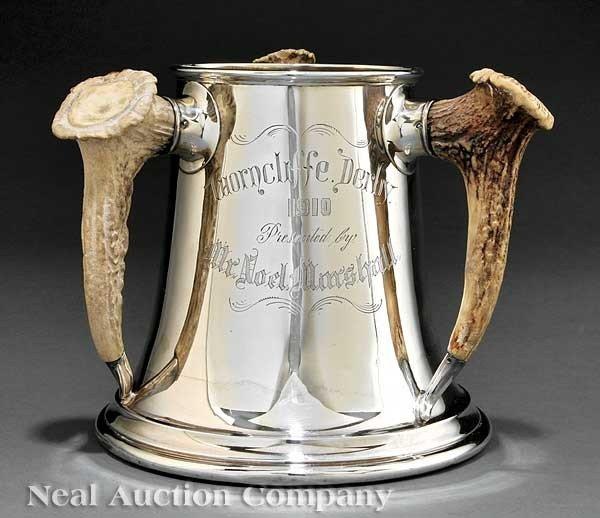 0016: Roden Bros. Ltd Sterling Silver Tyg