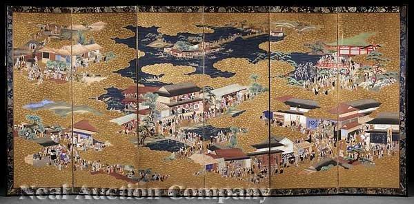 0690: Japanese School, late Edo/Meiji Period, 19th c