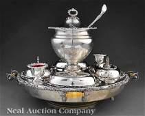0810 Silverplate Supper Service