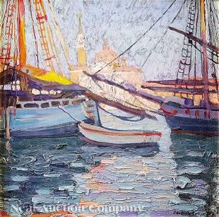 0111: Jane Peterson (American, 1876-1965)