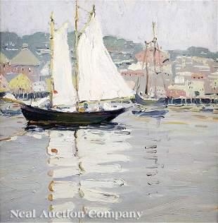0112: Jane Peterson (American, 1876-1965)