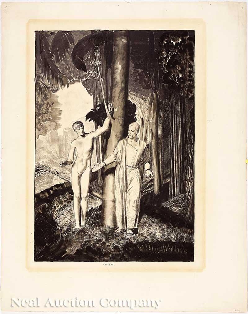 0009: George Wesley Bellows (American, 1882-1925)