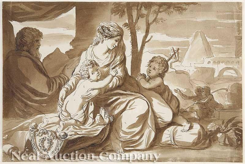 0016: Francesco Bartolozzi (Italian, 1727-1815)