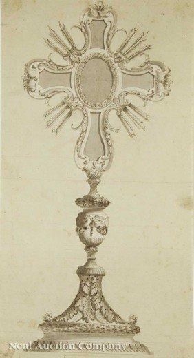 Attributed To Luigi Valadier I (Italian 1726-1785