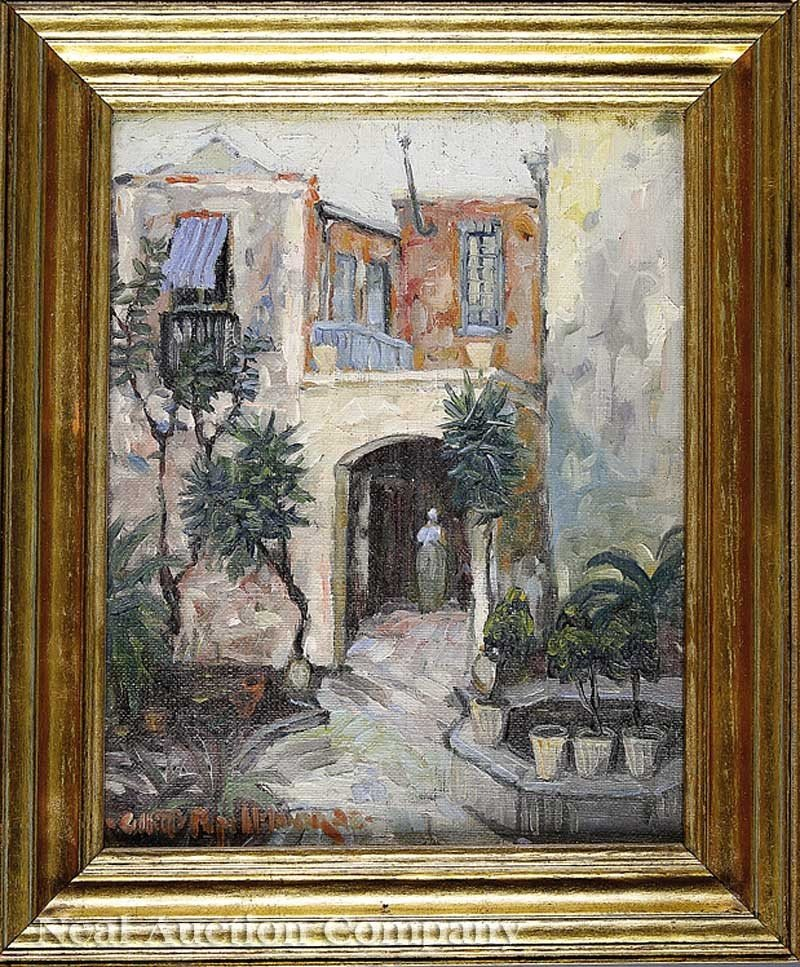 0971: Colette Pope Heldner (American/New Orleans, 1902)
