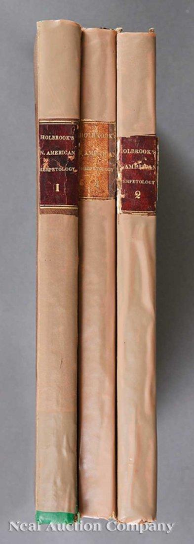 0838: John Edwards Holbrook, North American Herpetology