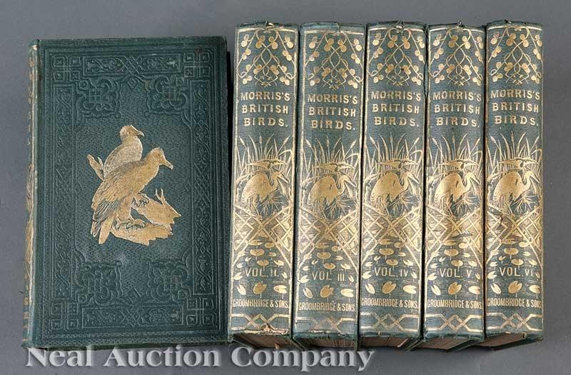 0839: Rev. F. O. Morris, A History of British Birds