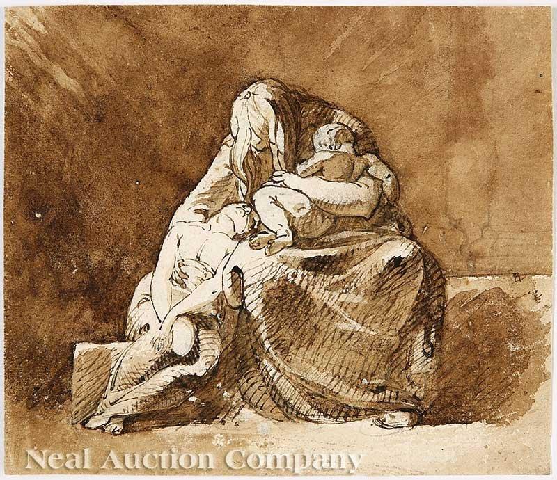 1: Alexander Runciman (Scottish, 1736-1785)
