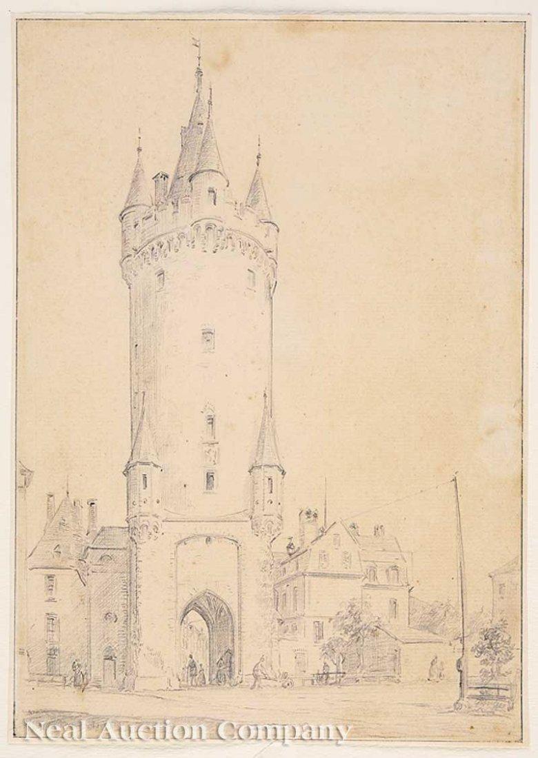 2: Augustus Welby Northmore Pugin (British, 1812)