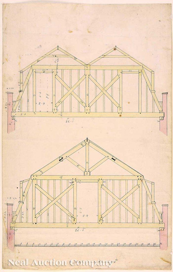 5: J.H. Tatham (British, early 19th c.) - 4