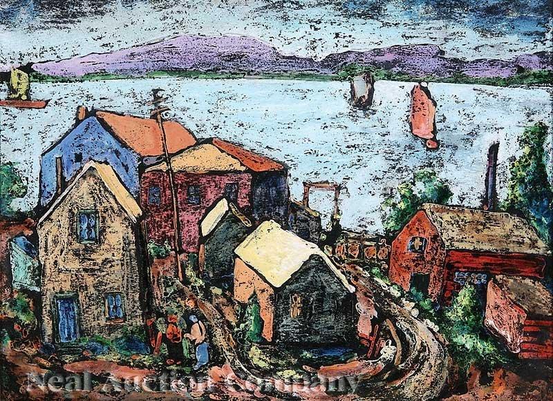 19: Rolph Scarlett (Canadian/American, 1891-1984)