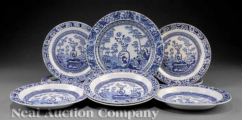 626: Wedgwood Partial Dinner Service