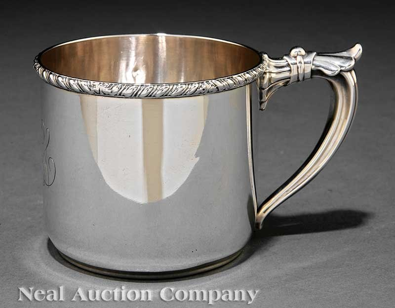 632: Gorham Sterling Silver Baby Cup