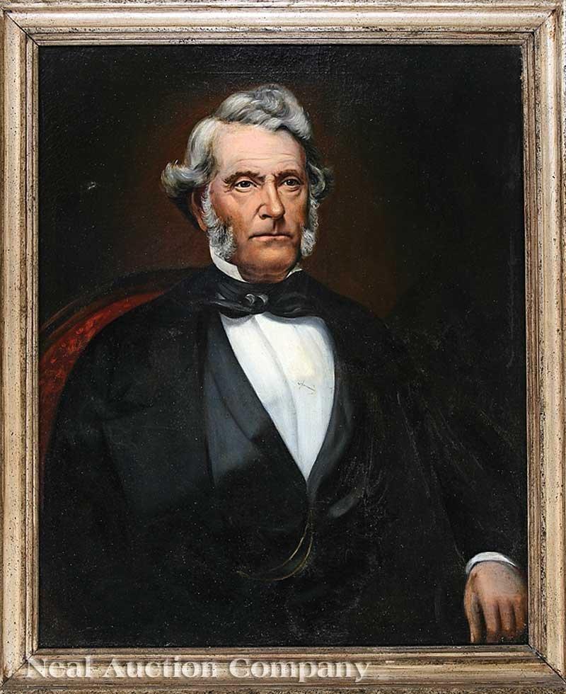 2: Joseph Henry Bush (American/Kent, 1794-1865)