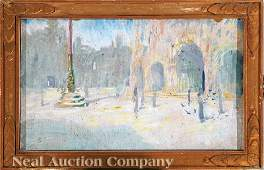 71 Attrib to Colin Campbell Cooper AM 18561937