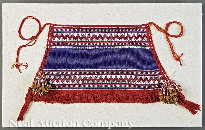 0664: A Group of Five Amazonian Items