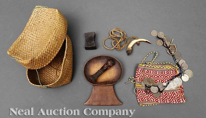 0670: A Group of Amazonian Items