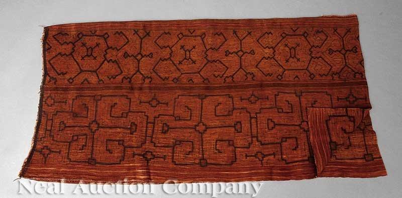 0674: An Amazonian Cotton Tunic