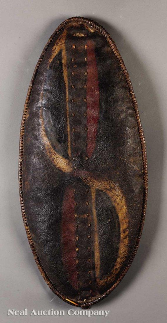 0693: An African Hide Shield