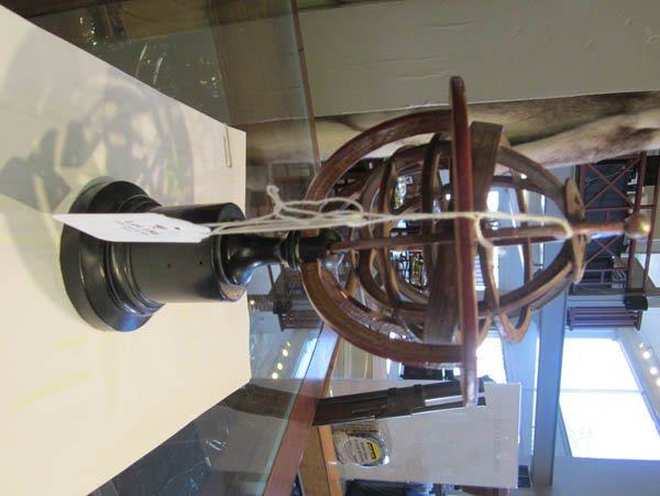 Empire Ptolemaic Armillary Sphere - 2