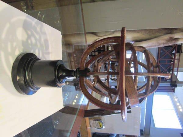 Empire Ptolemaic Armillary Sphere - 4