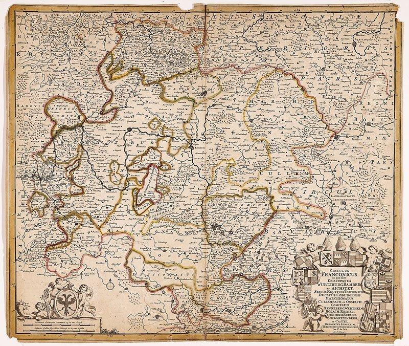 Frederick de Wit (Dutch, 1630-1706)