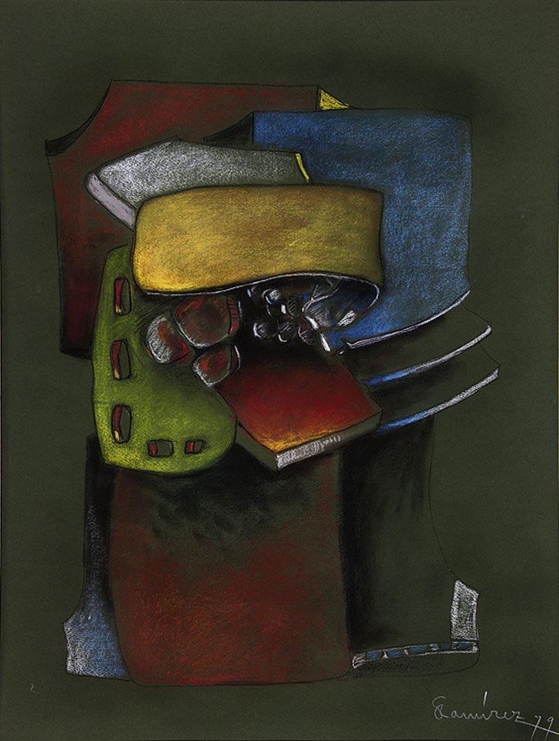 Alberto Ramirez (Mexican, b. 1959)
