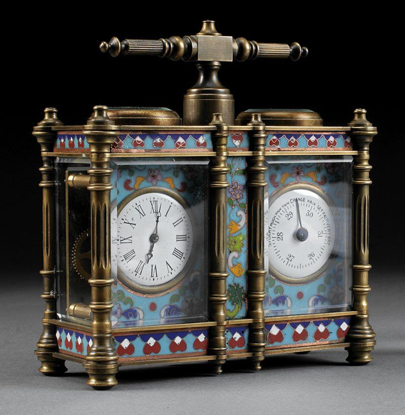 A French Carriage Clock Compendium