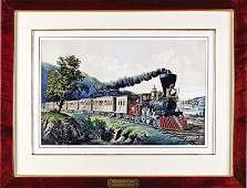 Currier and Ives Publishers
